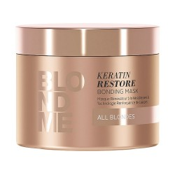 BM Keratin Restore Blonde Treatment - 200 - ml