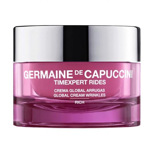Global Cream Wrinkles - Rich - 50 ml