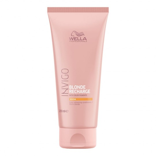 Color Refreshing Conditioner Warm Blonde - 200 ml