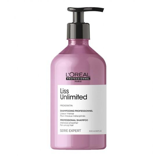 liss unlimited Shampoo - 500 ml.