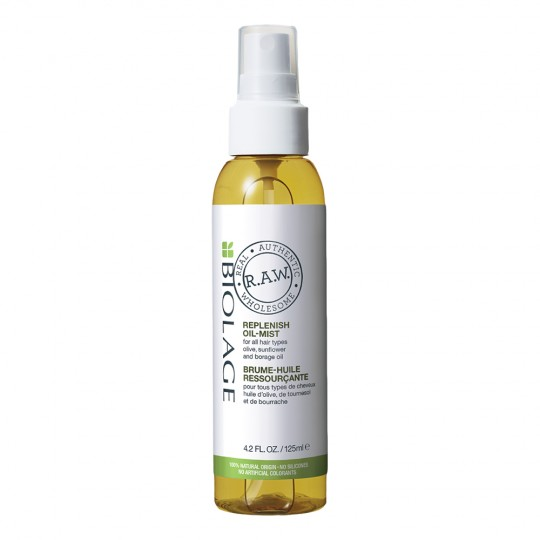 Biolage R.A.W. Replenish Oil Mist - 125 ml