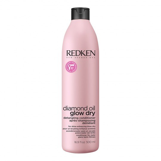 Diamond Oil Glow Dry Detangling Conditioner - 500 ml