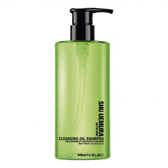 Cleasing Oil Anti-Dandruff Shampoo - 400 ml