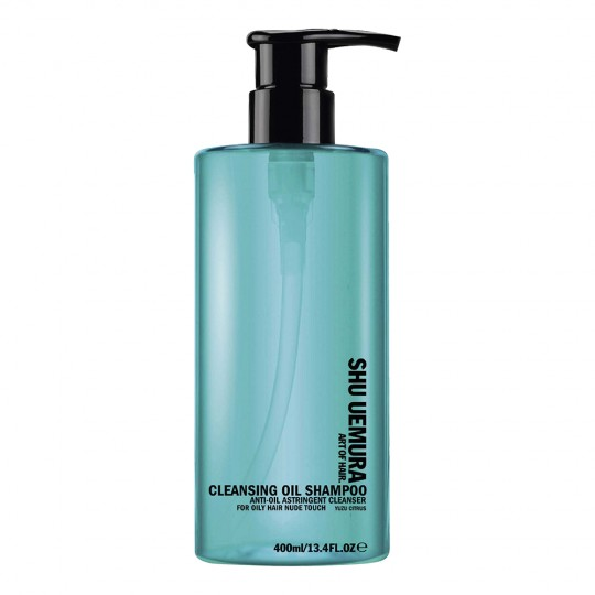 Cleansing Astringent Oil Shampoo - 400 ml