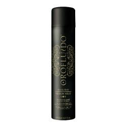 OroFluido Medium Hold Hairspray - 500 ml