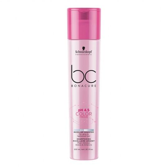 pH 4.5 Color Freeze Silver Micellar Shampoo - 250 ml