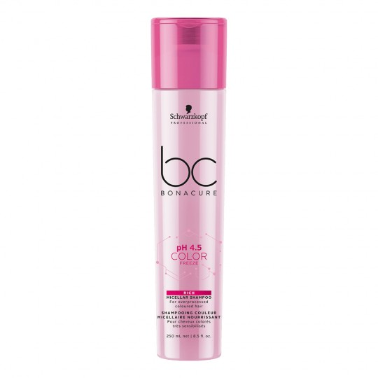 pH 4.5 Color Freeze Rich Micellar Shampoo - 250 ml