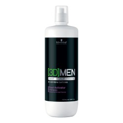 3D Men Shampoo Attivatore - 1000 ml