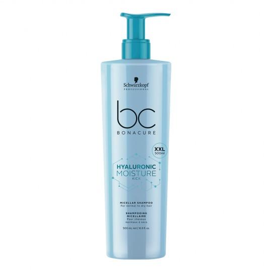 Micellar Shampoo Moisture Kick  - 500 ml