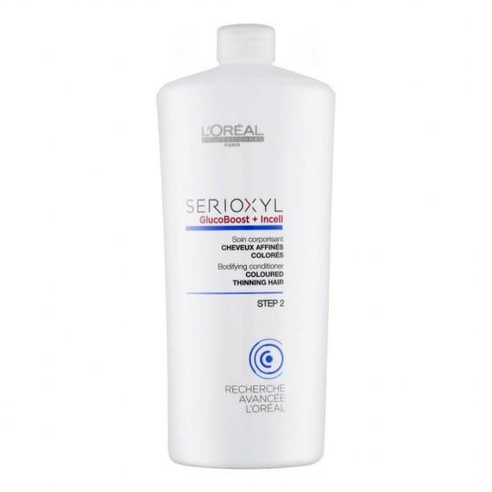 Serioxyl Conditioner Corporizante Capelli Colorati - 1000 ml