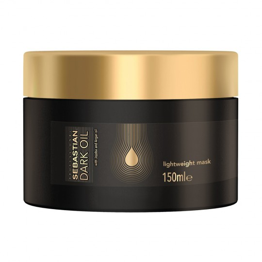 Dark Oil Mask - 150 ml
