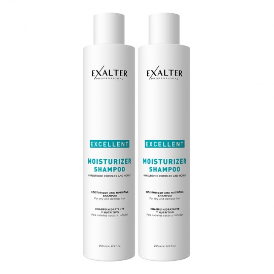 Exalter Moisturizer Shampoo - 250 ml