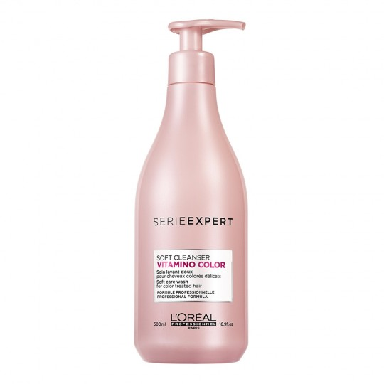 Vitamino Color  Soft Cleanser - 500 ml