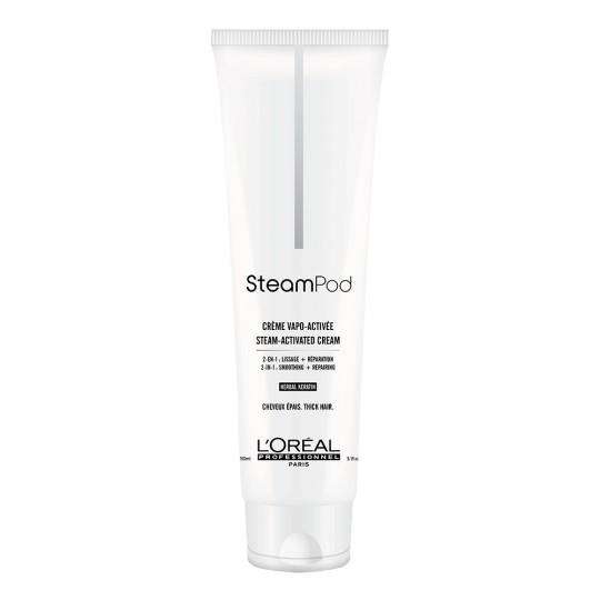Crema Steampod Pro Keratin - 150  ml