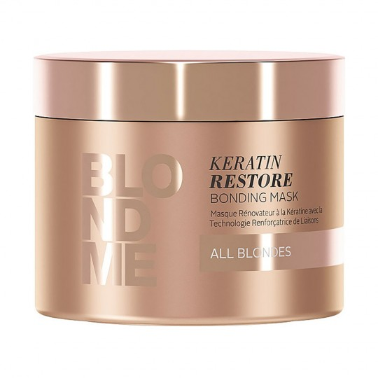 Keratin Restore Blonde Treatment - 200  ml