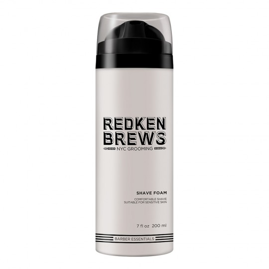 Brews Shave Foam - 200 ml