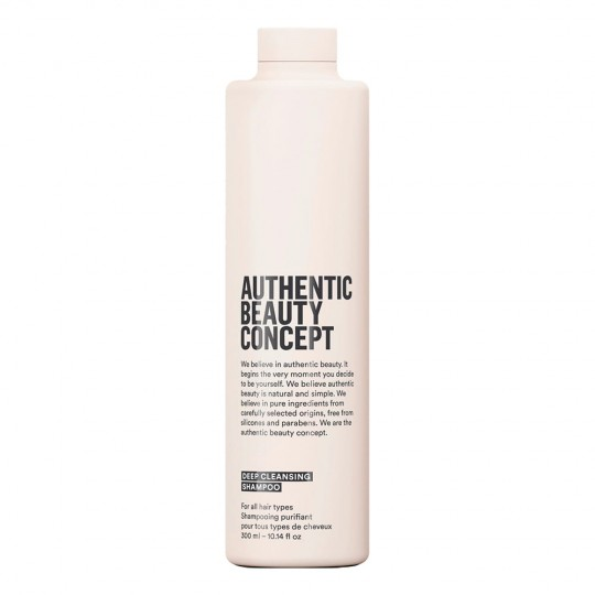 Deep Cleansing Shampoo - 300 ml