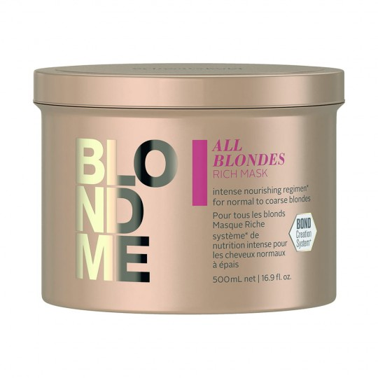 Keratin Restore Blonde Treatment - 500  ml