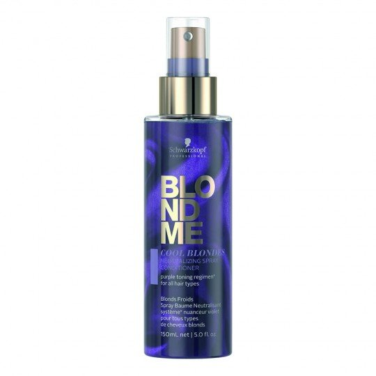 Colour Correction Spray Conditioner Cool Ice - 150 ml.