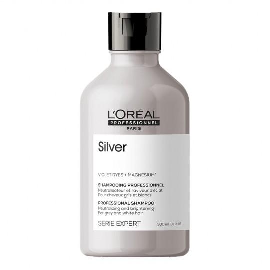 Shampoo Silver - 300 ml
