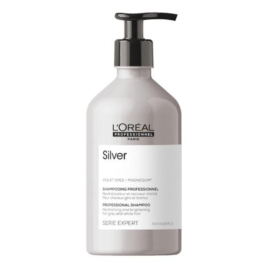 Shampoo Silver - 500 ml