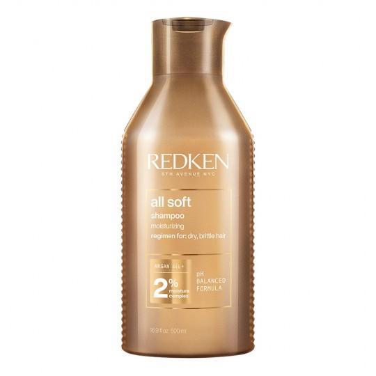 All Soft Shampoo - 500 ml