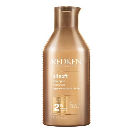 All Soft Shampoo - 300 ml