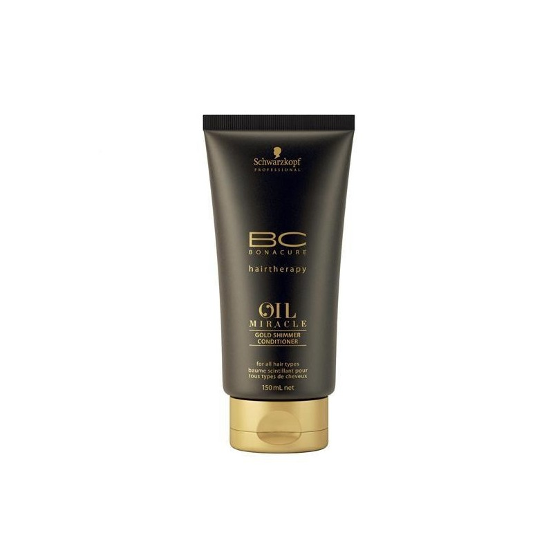 8c5ee3eb64 BC Oil Miracle Gold Shimmer Conditioner - 150 ml - keshop.com